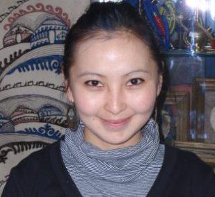 Joy in Central Asia!