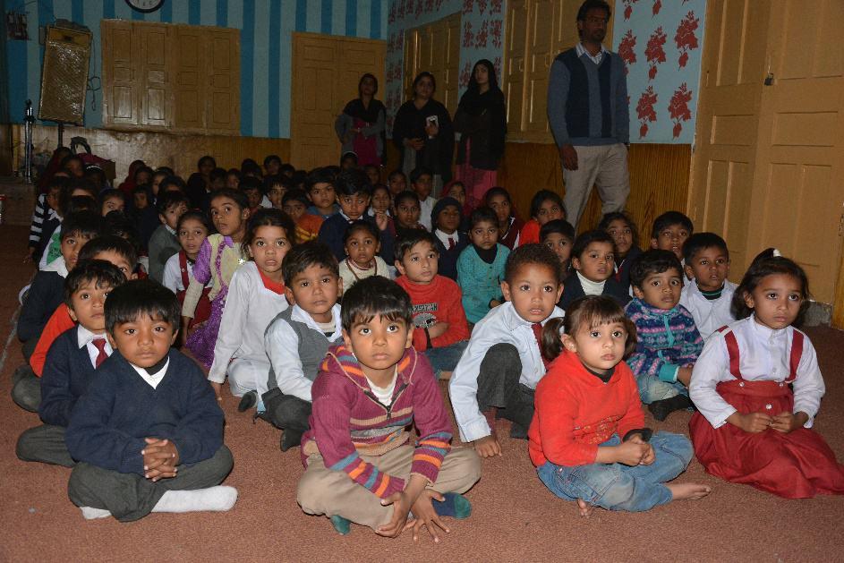 Christian films for Children in Pakistan