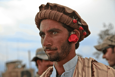 A new Afghan believer
